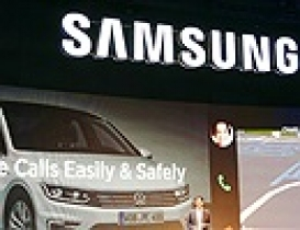 Samsung plans to participate in the automotive industry, acting as accessory manufacturer
